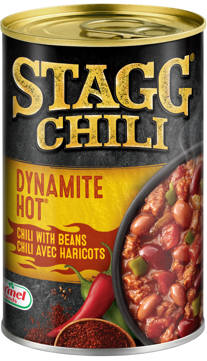 Stagg Chili Dynamite Hot Chili with Beans