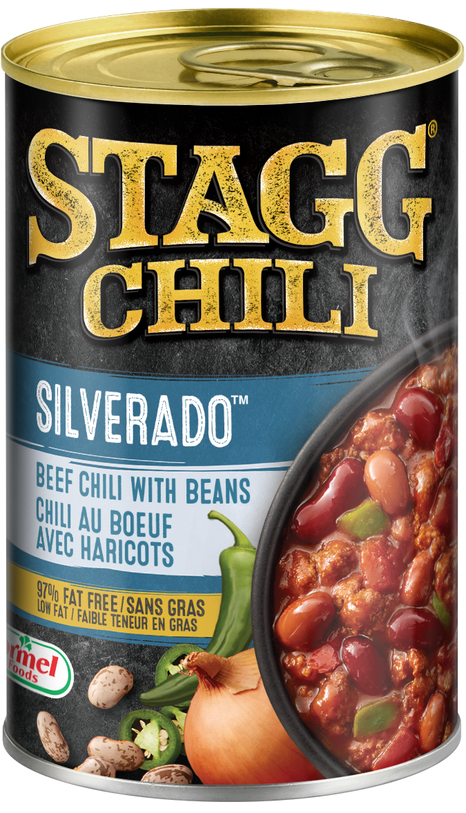 Stagg Chili Silverado Beef Chili With Beans